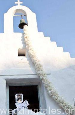 Λευκή Γαμήλια Διακόσμηση - με ορτανσίες Οργάνωση & Διακόσμηση Γάμου Elite Events Athens