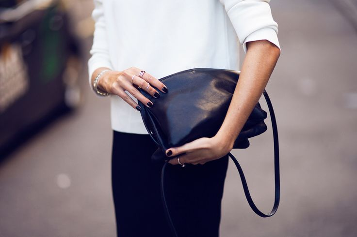 black celine trio bag | Fashion.Style.Beauty. | Pinterest | Celine ...