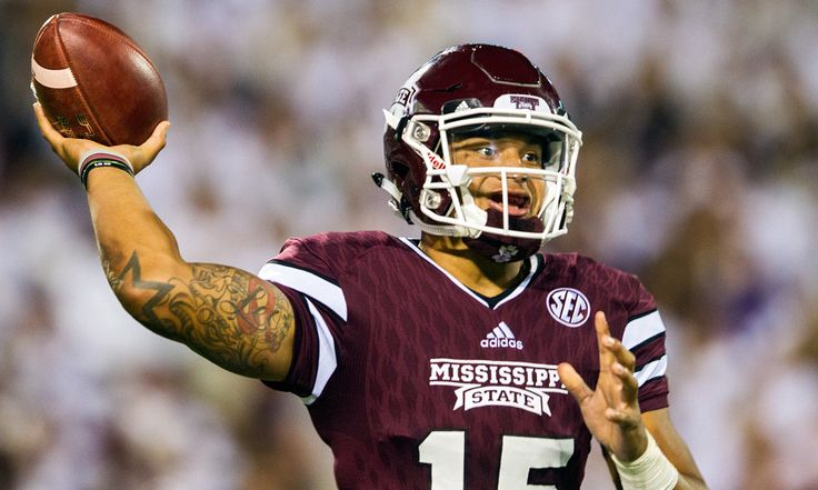 Mississippi State's Dak Prescott Among SEC's All-Time Best QBs - Dak Prescott's senior season shouldn't surprise anyone. He is the most decorated player in Mississippi State history and is coming off a historic junior campaign that.....