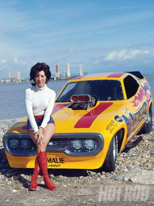Best Girls Of Drag Racing S Past Images On Pinterest Drag