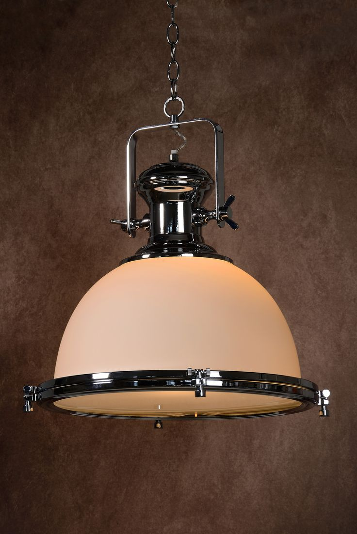 Beautiful and elegant light for an industrial interior by our favorite producer LUCIDE. http://www.lampsandlightingshop.com/old-burdie-lucide-31471-46-61-pendant-p-162296.html