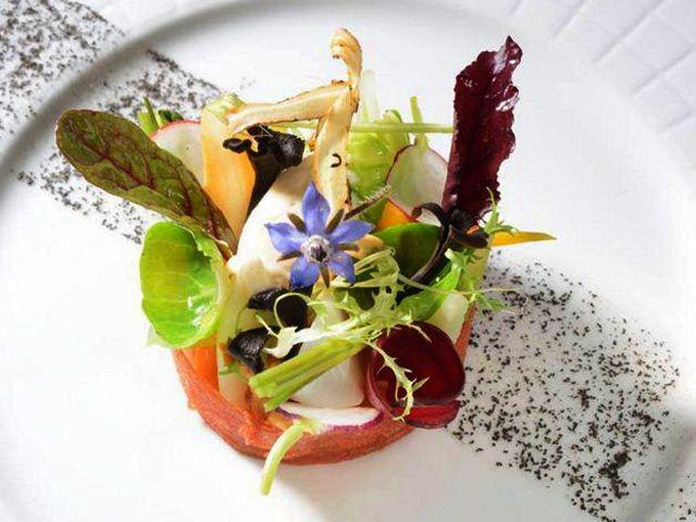 Région Centre-Val de Loire :  restaurant étoilé ** au guide Michelin - Le Domaine des Hauts de Loire à Onzain