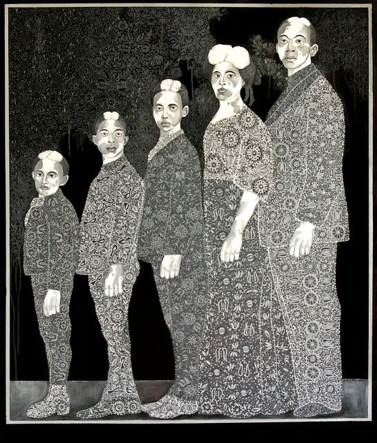 """Error I"" oil on canvas, 120x100 cm 2013"
