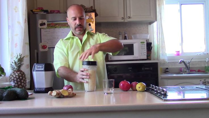 comment faire un jus ananas pomme