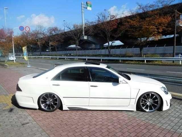 2005 Toyota Crown DBA GRS182