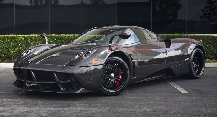 All-Carbon Pagani Huayra For Sale In California