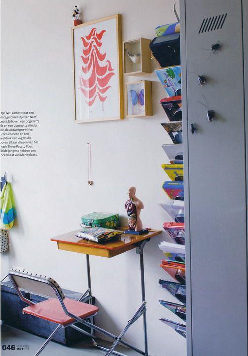 Kellie Smits house - child room