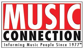 """Los Angeles """"Music Connection"""" review on April issue @musicconnection"""