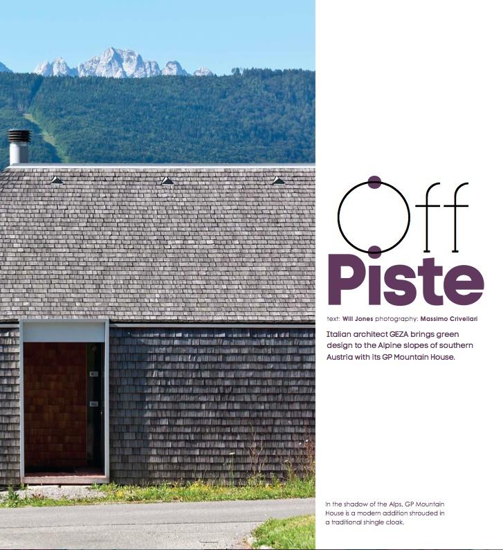 off piste - photography: Massimo Crivellari, architect: GEZA