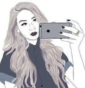 art, peintres, joliment, beauté, noir et blanc, blond, dessiné, dessin, oil, crayon à paupières, yeux, mode, fille, filles, glamour, grunge, cheveux, coifure, lèvres, luxe, maquillage, ongles, équipement, parfaitement, perfection, bague, Tumblr