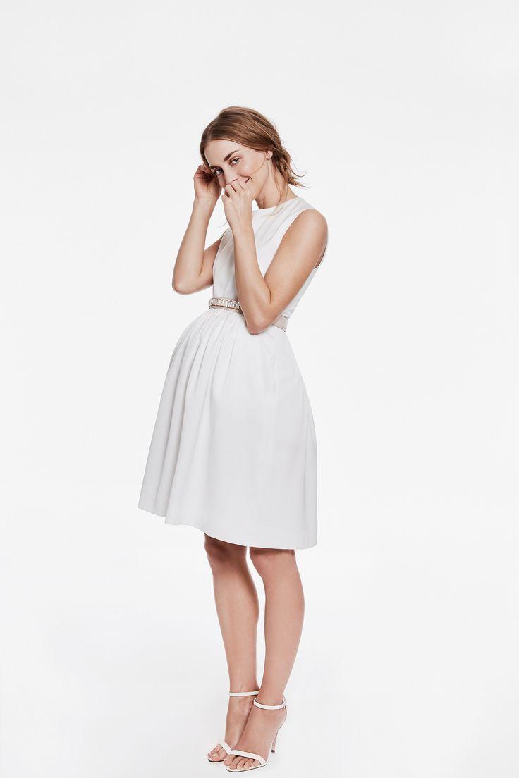 11 best piq - Maternity Wedding Dress images on Pinterest ...
