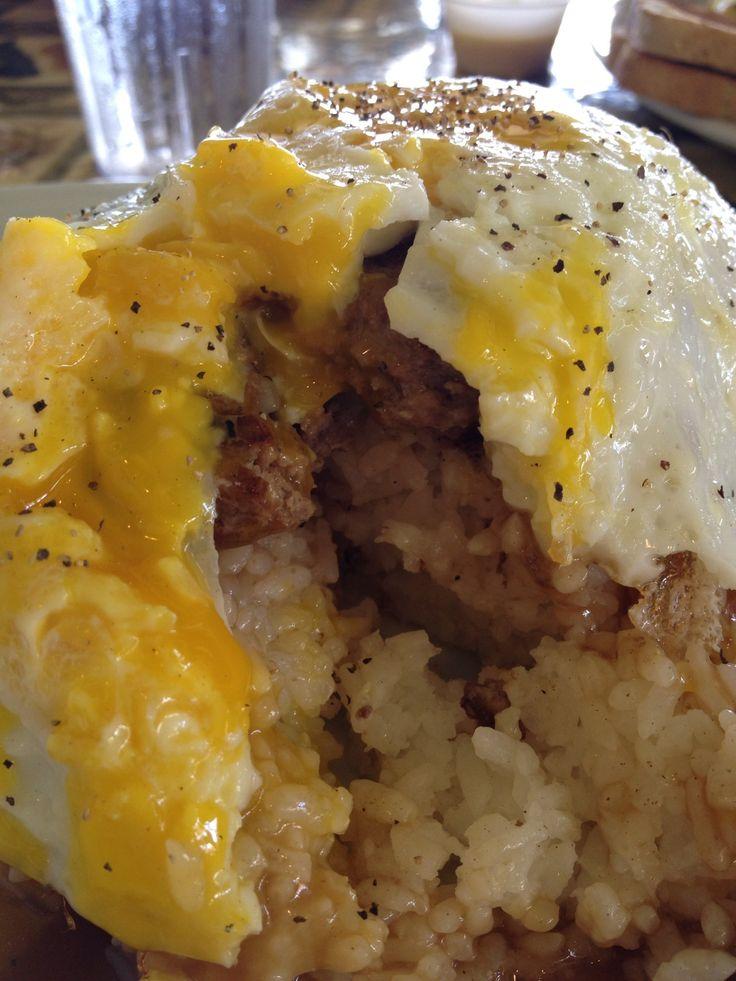 Loko Moko Traditional Hawaiian Breakfast Lunch