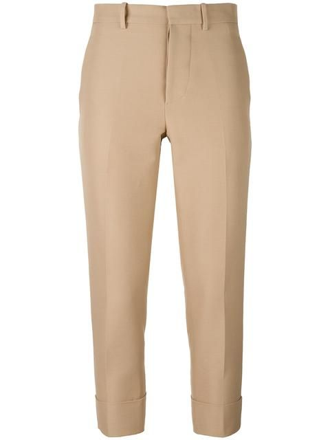 MARNI Cropped Tailored Trousers. #marni #cloth #trousers
