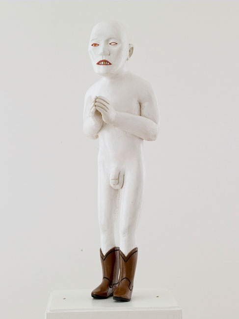 White Zombie. By Conrad Botes