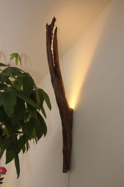 Lampenshop   Deckenlampen, Schwemmholz Lampen Aus Holz   Natural Lights