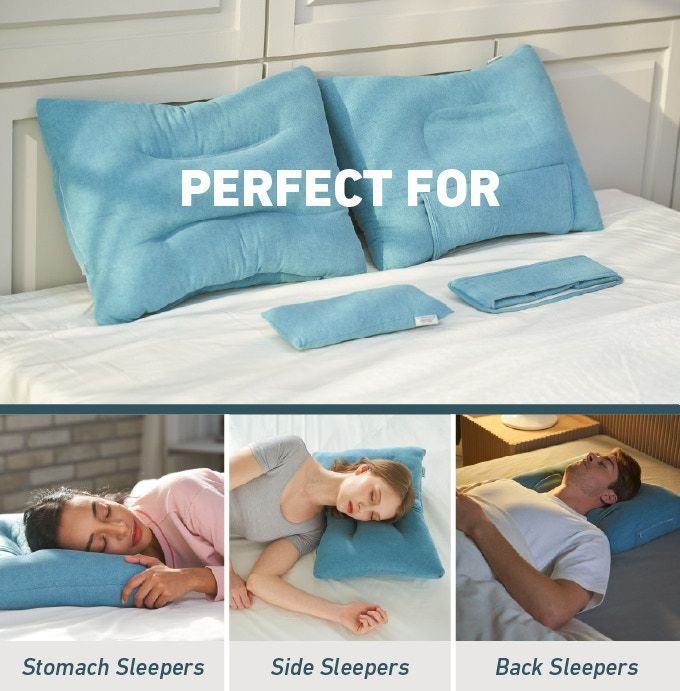 Dullo Plus The Coolest Cooling Pillow In 2020 Best Pillow