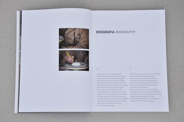 Francesco Fasano Ceramiche / 2013 on Behance
