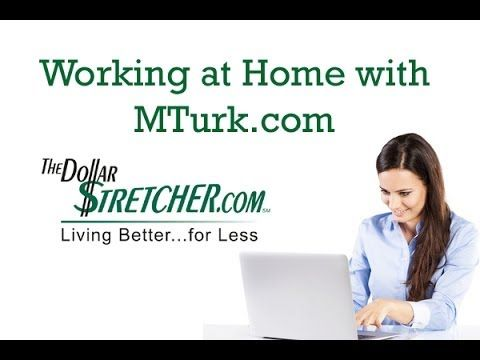 make money using mturk