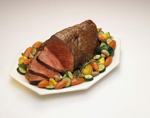 How to Prepare Medium Rare Roast Beef
