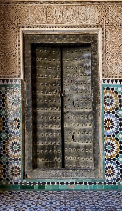 sprezzatura eleganza mepfoundation amazing doors of morocco doors to pinterest portes. Black Bedroom Furniture Sets. Home Design Ideas
