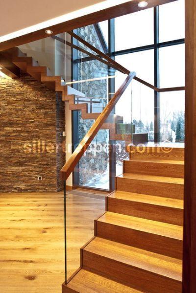 ... madera y vidrio ZIG ZAG DESIGN