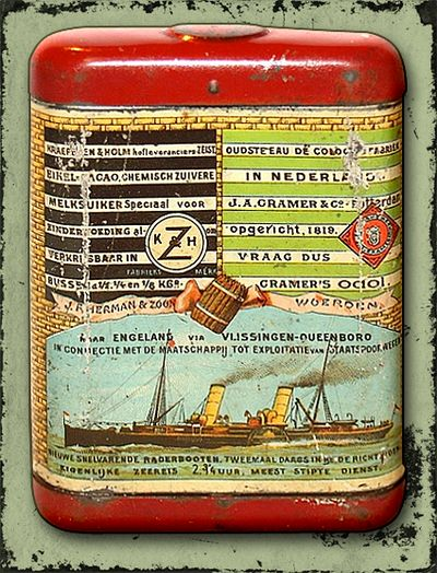 adventures-of-the-blackgang:  Cigarette Tin Database »