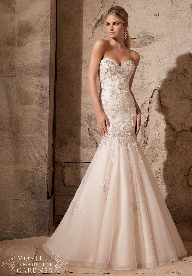Silver Wedding Dress Ideas : 296 best wedding dress ideas for fiona images on pinterest