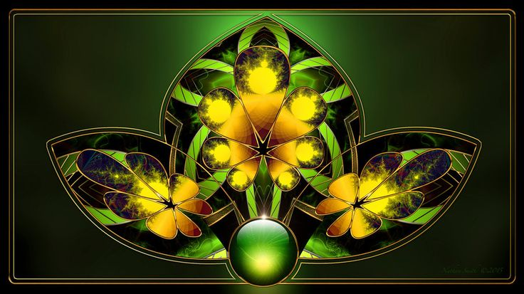 beautiful stained glass wallpaper - photo #46