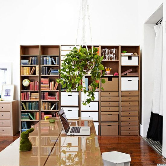 Would You Work at a Cardboard Desk?