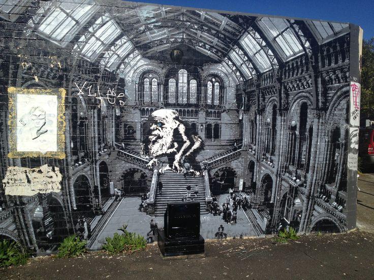 Graffiti. Enmore. Sydney. NSW