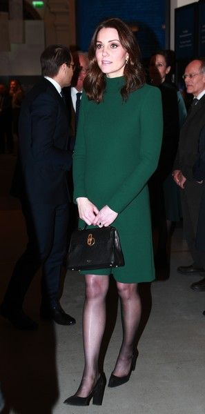 Kate Middleton Photos - Catherine, Duchess of Cambridge visits the Nobel Museum during day one of her Royal visit to Sweden and Norway with Prince William, Duke of Cambridge on January 30, 2018 in Stockholm, Sweden. - The Duke And Duchess Of Cambridge Visit Sweden And Norway - Day 1