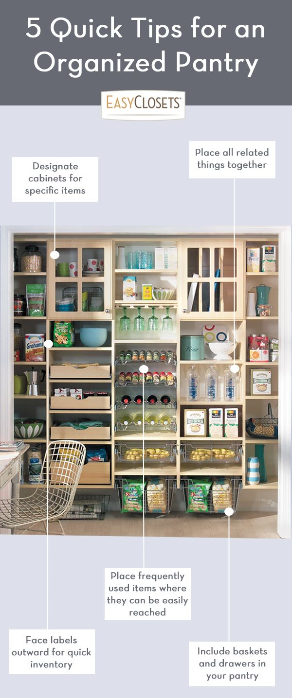 18 best Pantry Organizers images on Pinterest   Pantry ideas ...