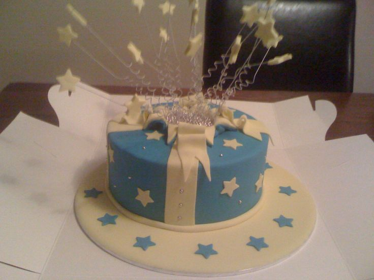 Planet cake course result