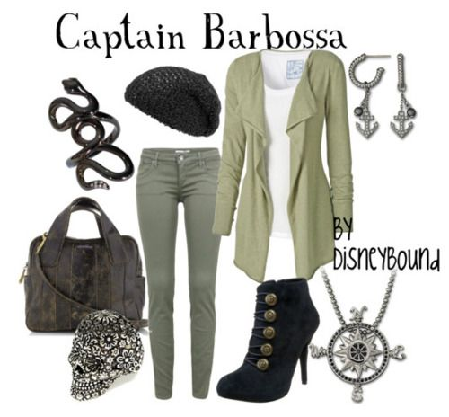 Pirates of the Caribbean - Captain Barbossa