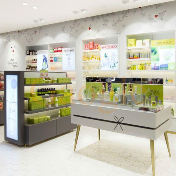 Moda high end loja de cosméticos mobiliário de design / loja de cosméticos design de interiores-imagem-Estantes expositoras-ID do produto:1763208601-portuguese.alibaba.com