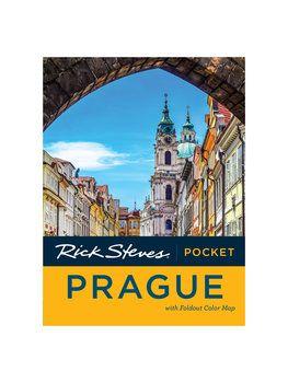 Pocket Prague Guidebook | Rick Steves Travel Store