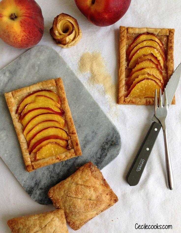 Les tartes fines sont pour moi le summum de la simplicité : dans la réalisation et dans le goût...et qui en font en général un dessert unanime. Si la…
