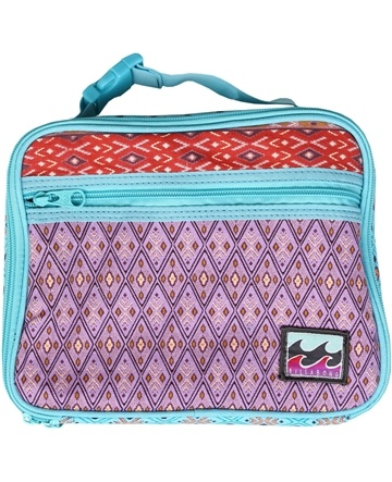 Billabong girls let's do lunchbox