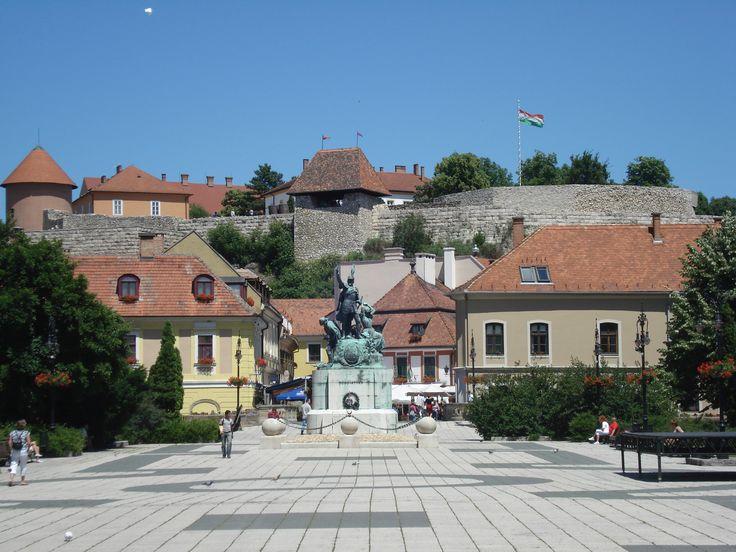 Eger Castle (Egri Var) - Hungary