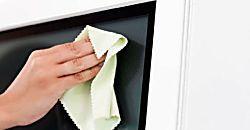 Trucos para limpiar la pantalla plana de los televisores