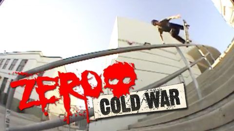 ZERO Skateboards: COLD WAR – Feat. Chris Cole, Jamie Thomas, Tommy Sandoval – EchoBoom Sports by The Orchard: Source: SKATEBOARDING