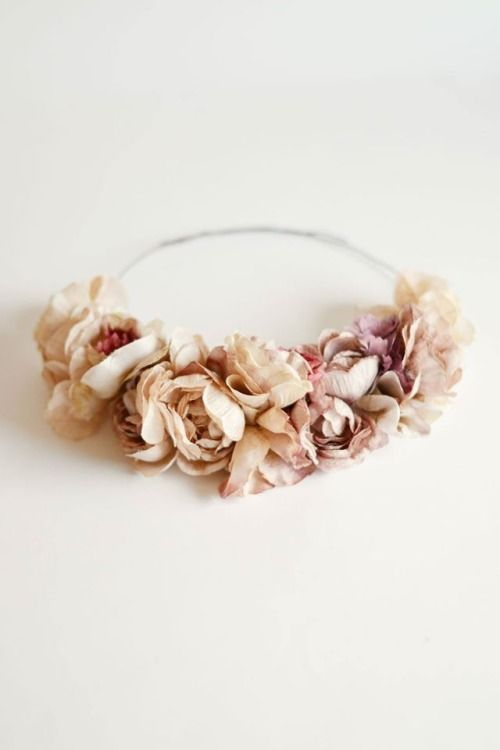 Silk Flowers Headbands