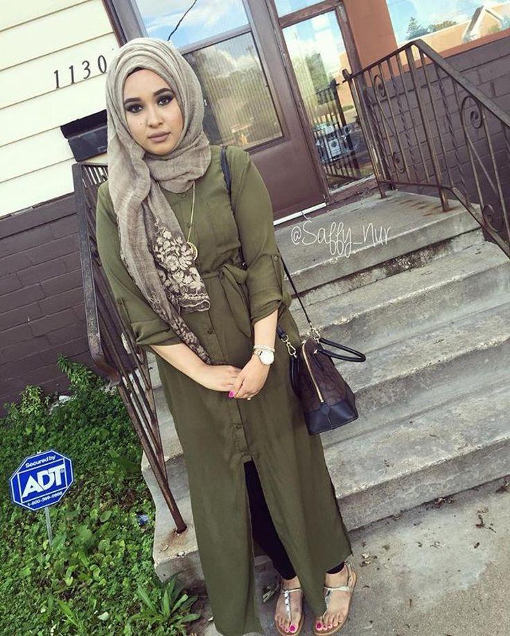 1000 Ideas About Hijab Fashion On Pinterest Hijab Styles Hijab Outfit And Hashtag Hijab