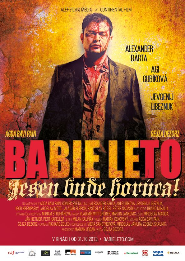 Babie Leto // Indian Summer // visual concepts // not used in official campaign Proud to cooperate with G.Dezorz, M.Urban and other great team members on a visuals for Slovak movie based on internationally awarded novel written by Agda B. Pain.