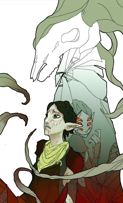 453 Best Images About Dragon Age On Pinterest Wolves