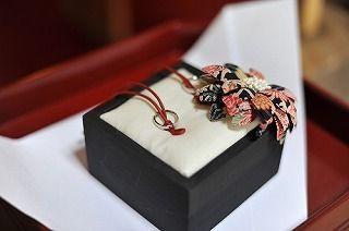 神社挙式 神前式 和の結婚式 広島:大頭神社~石亭 Mサン・Mサン