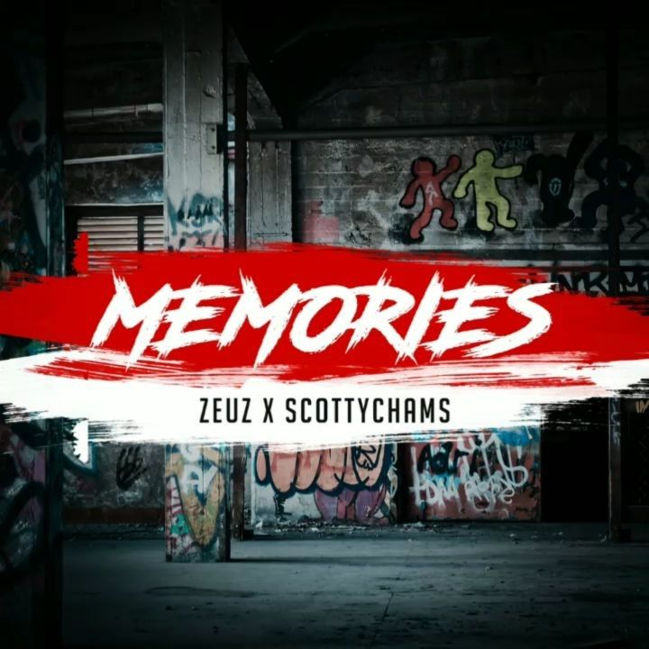 """Check this dope new song titled Memories with @iam_zeuz and @scottycham  """"They can never get enough of all the memories in my head""""  #wethe9"""