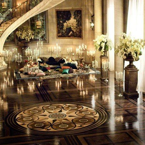 Tour The Sets Of 12 Years A Slave American Hustle