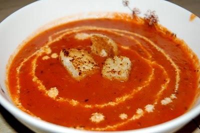 Smoky Tomato Soup | Food | Pinterest