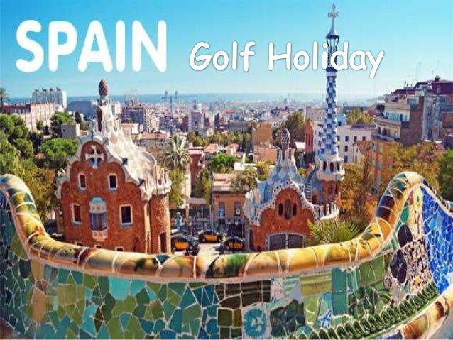 Play golf in popular destination in Spain